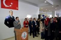 Ağrı İbrahim Çeçen Üniversitesi 10. Şanlıurfa Kariyer Günlerine Katıldı