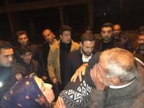 AK Parti'li Başkan Adayının Çabası Sonuç Verdi, Vatandaş İntihar Etmekten Vazgeçti