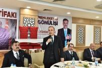 AK Parti Milletvekillerinden Esnaf Ziyareti