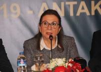 Ruhsar Pekcan - Bakan Pekcan Hatay'da 'Bölgesel İstişare Toplantısı'na Katıldı