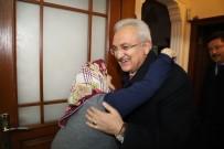 Başkan Başsoy'dan Ev Ziyaretleri