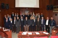 NEVZAT DOĞAN - Başkan Doğan, Belediye Meclisine Veda Etti