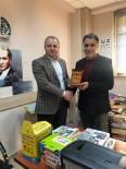 POZITIF DÜŞÜNCE - Başkan Gülbey'den Dr. Kum'a Plaket