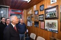 Başkan Günaydın Açıklaması 'Tuhafiyeciler Sitesi'ne Cazibe Kazandıracağız'