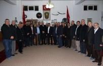 CEMEVI - Başkan Kılıç'tan Cemevi Ziyareti