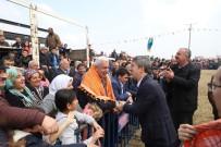 UĞUR AYDEMİR - Başkan Şirin'e Deve Güreşlerinde Yoğun İlgi
