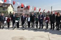 NEVZAT DOĞAN - Bisiklet Coşkusu Yeşilova'da Devam Etti