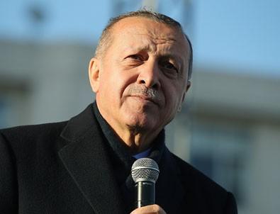 Cumhurbaşkanı Erdoğan: İmar Barışı'yla 1 milyon 700 bin vatandaşımızın sorununu çözdük