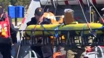 Deniz Komandolarının Çıkarma Harekatı Göz Kamaştırdı
