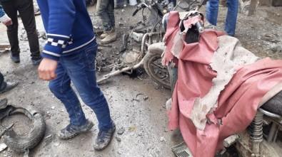Türkiye-Suriye sınırında patlama!