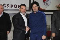 ABDULLAH AVCı - Elazığspor'da Serhat Gülpınar Dönemi Resmen Başladı