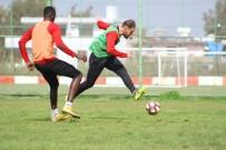 Hatayspor, Eskişehirspor Maçı Hazırlıklarına Başladı