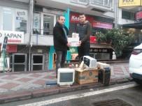 NAYLON POŞET - İzmit'te Çevre Dostu Çalışmaların Sayısı Artıyor