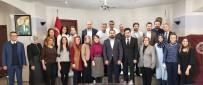 CIHAN YıLMAZ - Kastamonu TOBB İl Genç Girişimciler Ve Kadın Girişimciler İcra Kurulu Başkanını Seçti