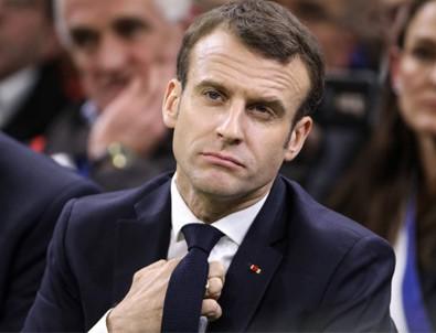 Macron'dan Avrupa'ya açık mektup