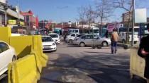 Okul Servis Aracıyla Makas Atan Şoför Yakalandı