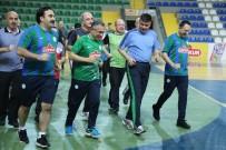 Rize'de Kurum Müdürlerinin Akşam Sporu