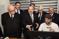 HARUN KARACAN - Sanayi Ve Teknoloji Bakanı Varank'tan Anadolu Üniversitesine Ziyaret