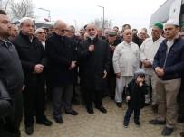 UMRE - Umre Yolcuları Erdek'ten Dualarla Uğurlandı