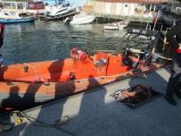 KIYI EMNİYETİ - Üsküdar'da Özbek Şahıs Denize Atlayarak İntihar Girişiminde Bulundu