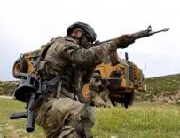 YPG'nin taciz ateşine karşılık verildi