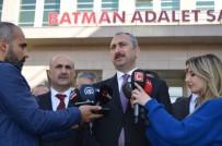 ZİVER ÖZDEMİR - Adalet Bakanı Gül Batman'da