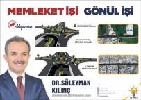 KARAYOLLARı GENEL MÜDÜRLÜĞÜ - Adıyaman'a Battı Çıktılı Köprülü Kavşak Geliyor