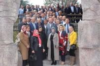 AK Parti Kırıkkale İl Teşkilatı Muhtarlarla Buluştu