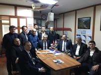 AK Partili Vekiller Uysal İçin Destek İstedi