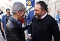 MUSTAFA AKSOY - Aksoy'dan Dülgeroğlu'na Destek