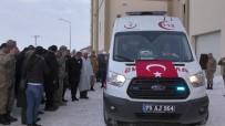 Ardahan'da Şehit Uzman Çavuş İçin Tören Düzenlendi