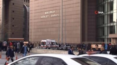 Bakırköy Adliyesi önünde silahlı saldırı