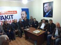 VEZIRHAN - Başkan Duymuş'tan Parti Belde Teşkilatlarına Ziyaret