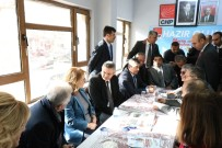 CHP Genel Başkan Yardımcısı Salıcı Açıklaması 'Vatandaş Başka Partiye Nasip Olmayacak İmkanı AK Parti'ye Verdi'