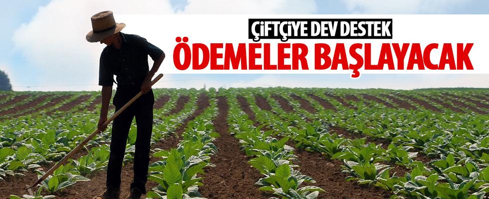 Erdoğan'dan çiftçilere müjdeli haber!