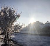 Doğu Anadolu Buz Kesti Açıklaması Kars Eksi 20'Yi Gördü