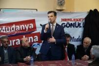TOPRAK KAYMASI - Dr. Ünal Açıklaması 'Yıldıztepe Ailesi Yuvası Olacak'