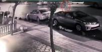 HALK OTOBÜSÜ - İstanbul'da Alkollü Sürücü Dehşeti Kamerada