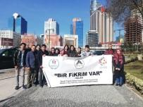 TOPKAPI SARAYI - Kahtalı Öğrenciler Bilimsel Ve Gözlem Gezisine Götürüldü