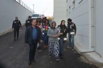 Karaman'daki Uyuşturucu Operasyonunda 2'Si Kadın 3 Şahsa Tutuklama