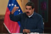 ANGELA MERKEL - Maduro, Almanya Büyükelçisini İstenmeyen Kişi İlan Etti