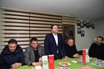 KÜÇÜKYALı - Maltepe Belediye Başkanı Ali Kılıç Giresunlularla Buluştu