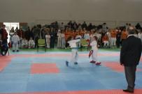 Manyas'ta Karate Şampiyonası Yapıldı