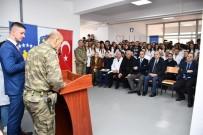 SAĞLIK MESLEK LİSESİ - Mehmetçikten Kosova Eğitimine Destek