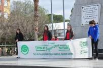 FOLKLOR GÖSTERİSİ - Milas'ta Yeşilay Haftası Kutlamaları