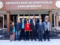 YILDIRAY SAPAN - Oktay'dan Büyükşehir Adaylarına Çağrı Açıklaması