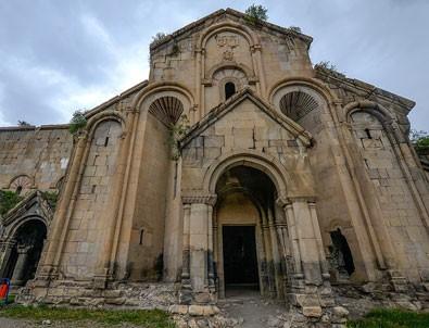 Tarihi Öşvank Kilisesi turizme kazandırılacak