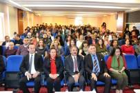 Rektör Bağlı İİBF'de 'Çok Kültürlülük Ve Birlikte Yaşamak' Üzerine Konuştu