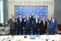MİLLİ GÖRÜŞ - Saadet Partisi Adana Belediye Başkan Adayları Tanıtıldı