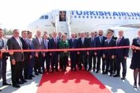 SİİRT VALİSİ - Siirt'i Dünyaya Bağlayacak Uçuşları Başladı